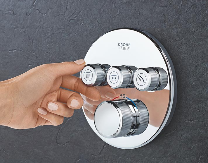 12 GROHE SmartControl