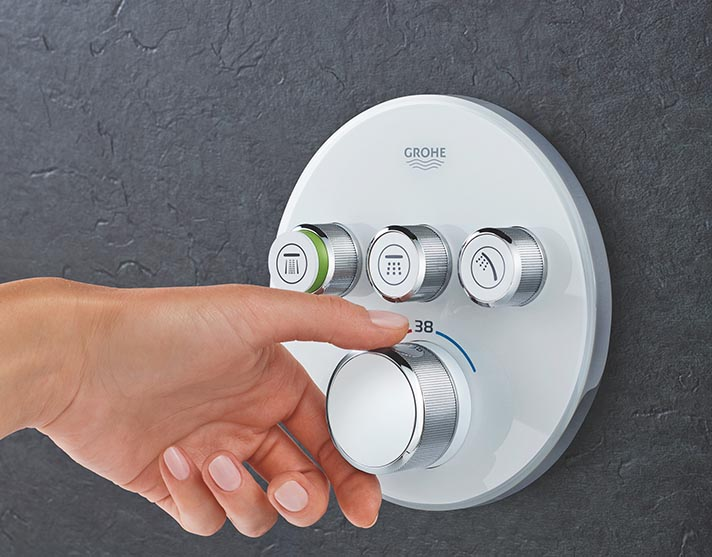 14 GROHE SmartControl
