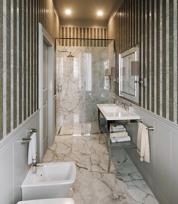 Florence Luxury Suites,  Finezza Armaturen | Graff