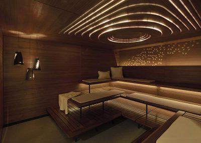 Sauna Aurora |  Klafs, www.klafs.com