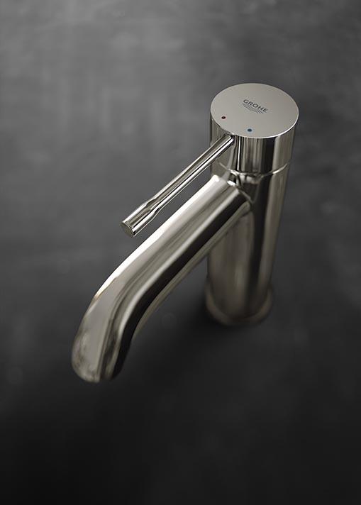 Essence, PVD Nickel, Grohe, www.grohe.de