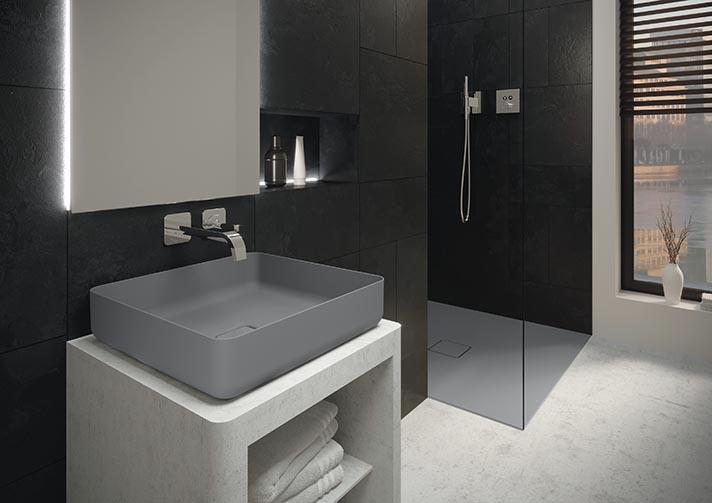 Waschtisch-Schalen, Miena  Design: Anke Salomon, Kaldewei