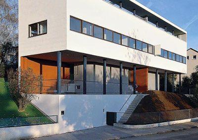 Le Corbusiers Stuttgart 01Gesamtaufnahm