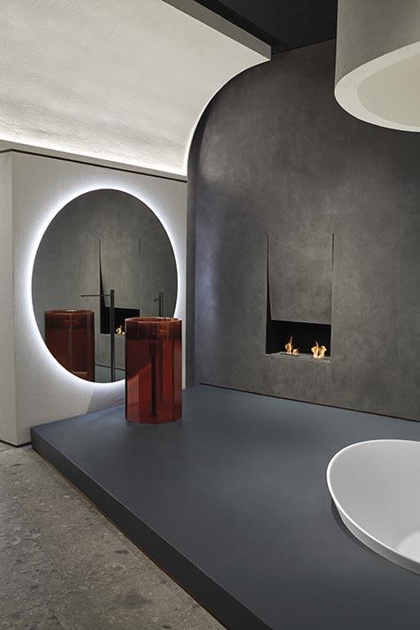 Design: Carlo Colombo & Andrea Lupi  Vitreo | Antoniolupi
